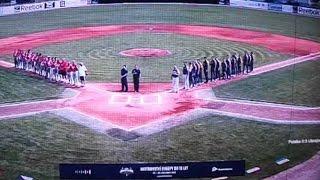 Baseball Ukraine - Poland U15 European Championship