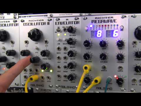 Modular Wild-Malekko Heavy Industry-Richter Megawave-Bank 6