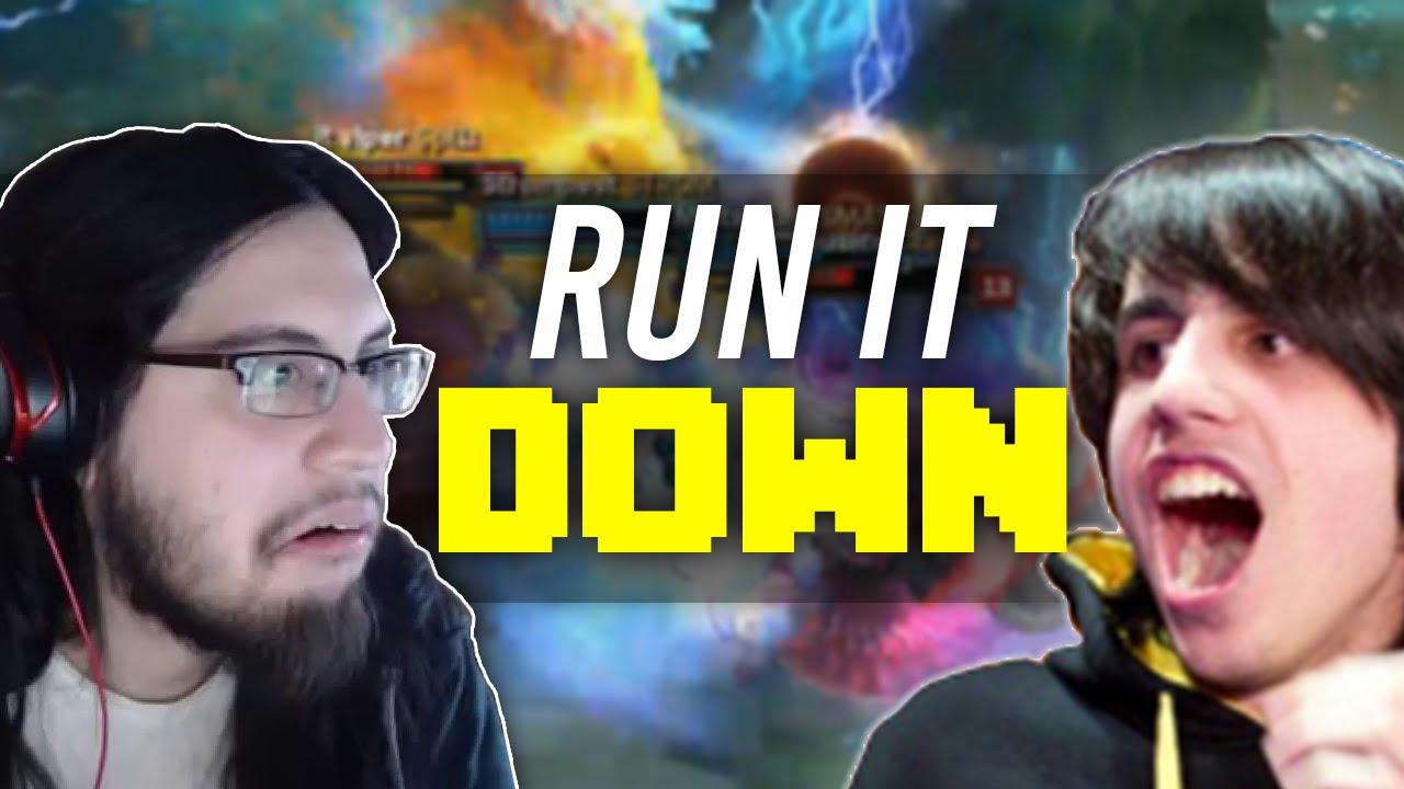 Download Imaqtpie - RUN IT DOWN ft. IWDominate