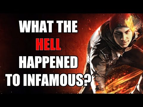 What The Hell Happened To inFamous Series?
