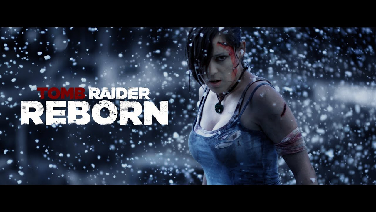 Tomb Raider Reborn - Trailer 2 English Subtitles - Fan -8481