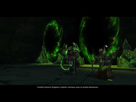 Latinos Gamer's  World Of Warcraft Legion Cazador de Demonios