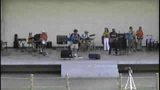 2012年7月28日 愛甲郡「宮ケ瀬湖畔公園音楽堂」野外ライブ ジャ...