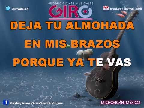 """""""Dice te quiero mas""""- Los Palominos (Karaoke demo)"""