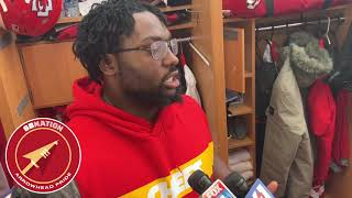 Derrick Nnadi is eager to play Chargers in Mexico City (NFL Week 11 2019)