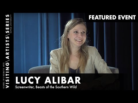 Lucy Alibar Writer of Beasts of the Southern Wild, Page One Writer's Conference 2013 Part 2