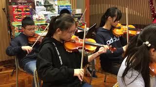 Publication Date: 2020-01-11 | Video Title: 吳氏宗親總會泰伯紀念學校 聖誕聯歡2019   弦樂團表演