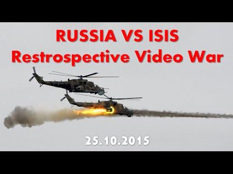 RUSSIA VS ISIS: War Week Retrospective Video 25.10.2015