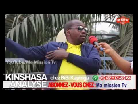 URGENT:PASTHO RFI CRASH SUR HERITIER,CARINE MOKONZI&LA TEAM WATA PONA VOYAGE YA USA
