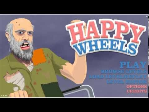 Como tirar o lag do happy wheels (PT)