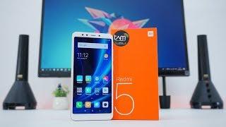Rp1.7 JUTA!!* Unboxing Xiaomi Redmi 5 Garansi Resmi!