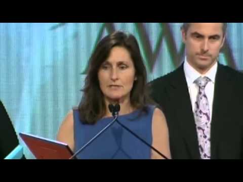2012 Perkin award winner Joanne McCarthy