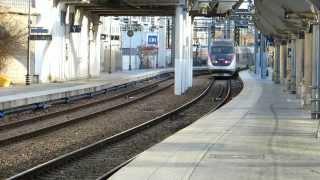 Départs et Arrivées des trains à Paris Gare de Lyon SNCF