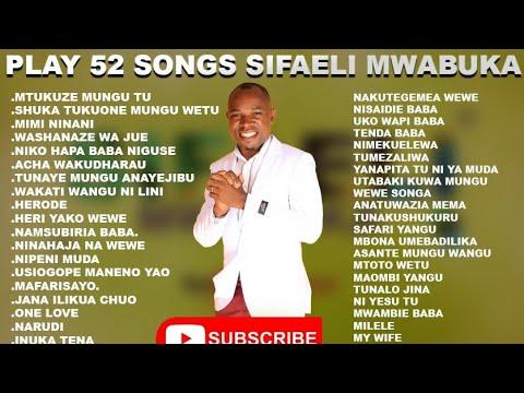 Download 54 SONGS NON-STOP-SIFAELI MWABUKA PLAY NOW.SMS SKIZA 8708294 TO 811