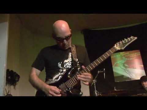 Joe Satriani  Crushing Day  Professor Satchafunkilus Bonus