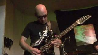 Joe Satriani - Crushing Day - Professor Satchafunkilus Bonus