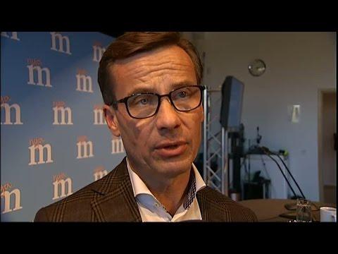 Kristersson: Inte besvärande för partiledningen - Nyheterna (TV4)