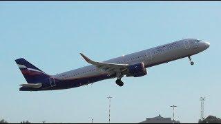 Plane Spotting at Riga Airport, Latvia | 11-09-19