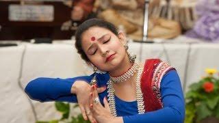Bengali dance : Mor Bhabonare Ki Haoay Matalo Rabindra sangeet by Shounak Chattopadhyay.