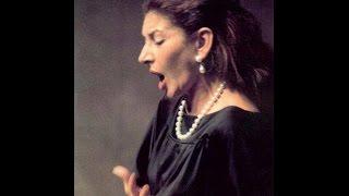 Maria Callas sings Mozart