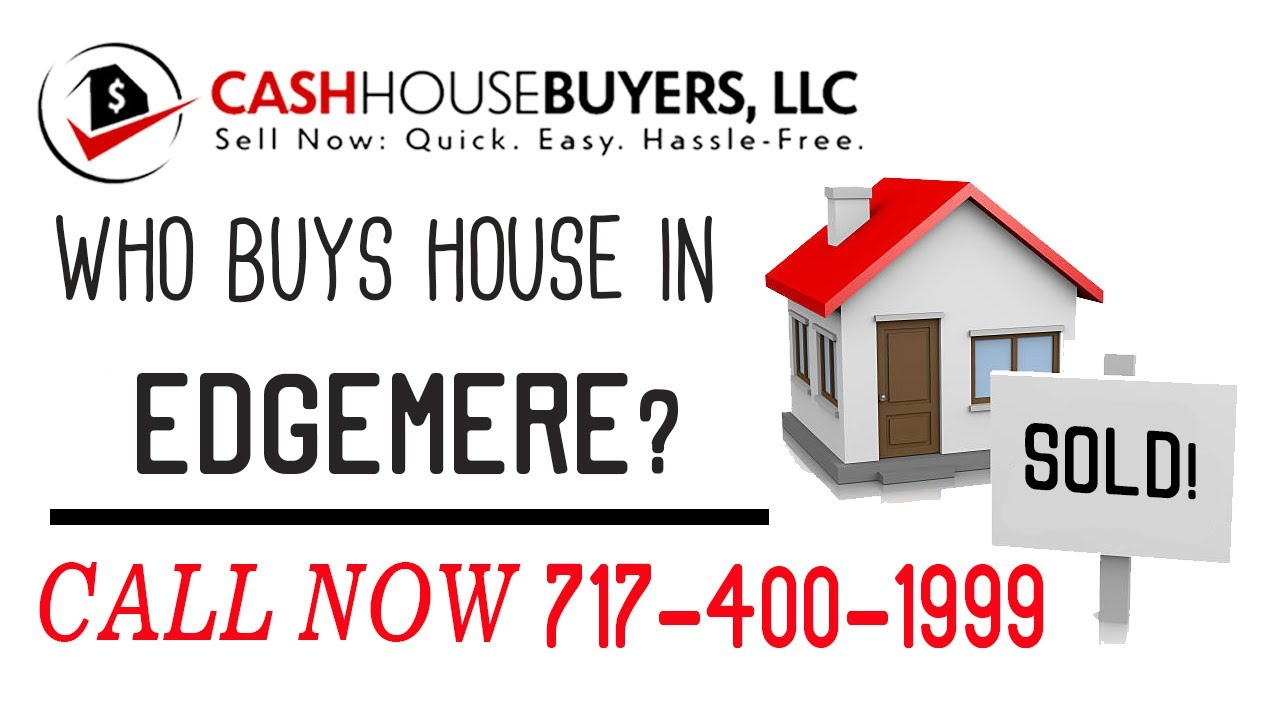 Who Buys Houses Edgemere MD | Call 7174001999 | We Buy Houses Company Edgemere MD