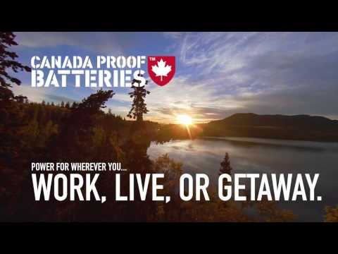 Canadian Energy™ - Canada Proof Batteries