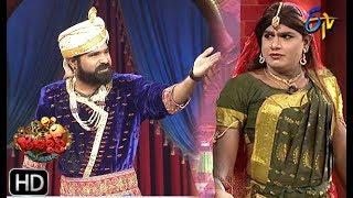 Chalaki Chanti&Sunami Sudhakar Performance   Jabardasth   11th July 2019   ETV Telugu