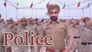 Police | Babbu Maan | Baaz | Releasing on 14th November 2014