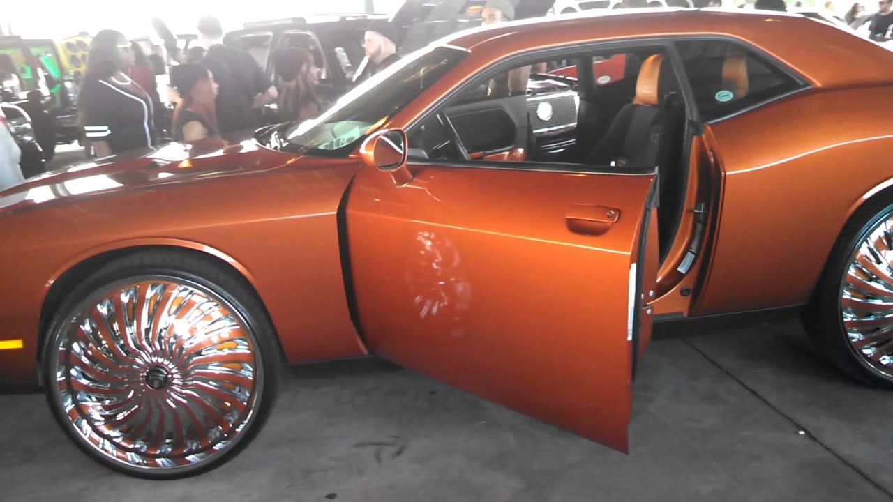 Bentley Charger On S Ridin Big Car Show Orlando Florida - Car show orlando classic weekend