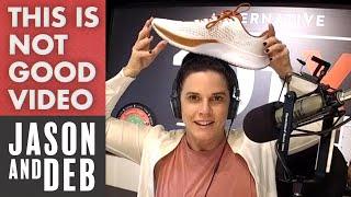 New Shoes! | Jason & Deb