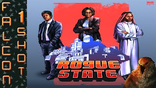 Rogue State Gameplay ★ Glorious Leader! ★ A Falcon 1 Shot [Let