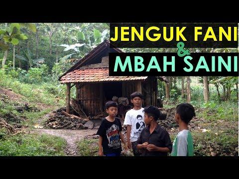 Dimas Squad Jenguk Fani dan Mbah Saini (Hajar Pamuji)