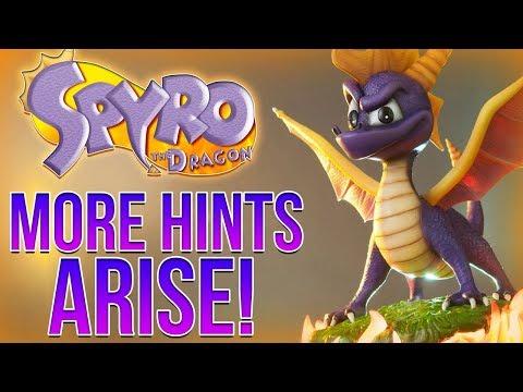 "Spyro the Dragon PS4 - Official Name ""Treasure Trilogy""? Spyro Demo Code, Official Spyro Merch!"