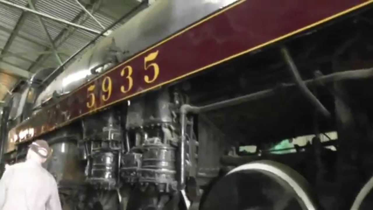 Canadian Pacific 5935 (Museum Tour), 07-13-2015