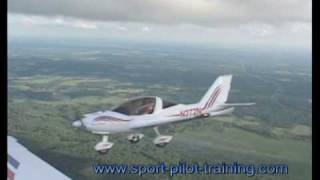 Flying the Sting Sport with Paul Hamilton