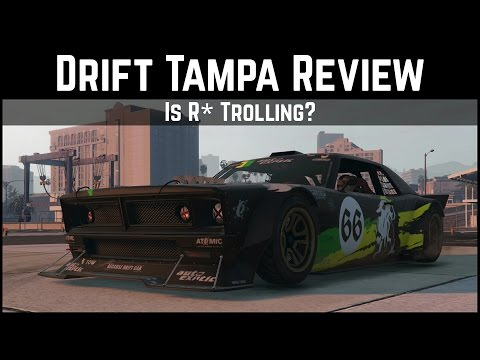 GTA 5 | Declasse 'Drift' Tampa, Customization & Review | Is Rockstar Trolling?