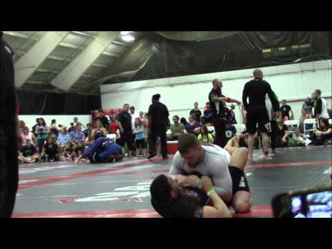 10th Planet Jiu Jitsu Rochester: Vernon Jordan at Naga Syracuse