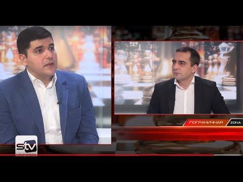Фархад Мамедов: о России, США, Армении, Карабахе и Иране. Пограничная ZONA