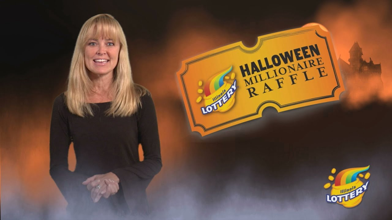 Illinois State Lottery Halloween Raffle - Caroline Guitar