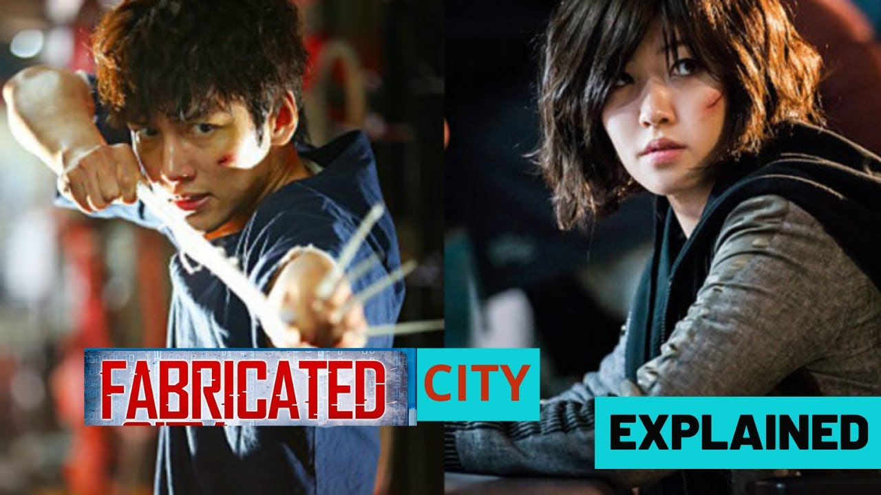 Download FABRICATED CITY MOVIE  Explained in Hindi | fabricated City explained |