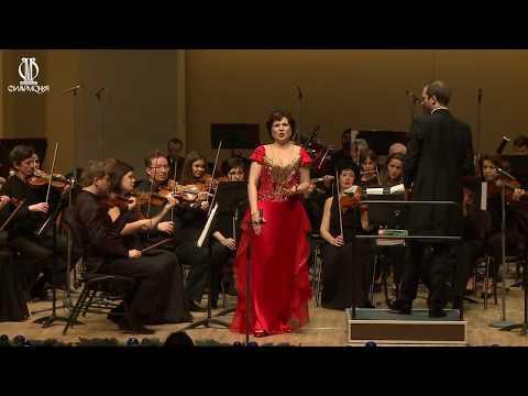 """Marina Rebeka - """"È strano.. Sempre libera"""" - Traviata - Verdi"""