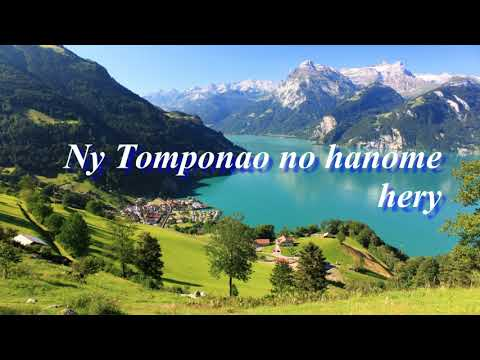 TSY MAINTSY TAFITA - Laurent RAKOTOMAMONJY - Instrumental
