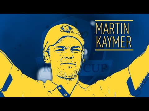 Martin Kaymer: Ryder Cup Profile