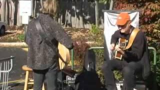"Jazzkat Presents Randy Johnston with Bob DeVos Playing ""Invitation"""