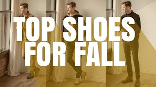 TOP 5 Shoes Every Man NEEDS Th…