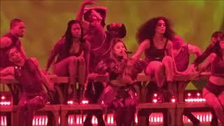 Ariana Grande - Raindrops/God Iṡ A Woman l Sweetener Tour Stockholm, Sweden