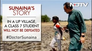 Sunaina's Story: In A UP Village, A Young Girl Will Not Be Defeated