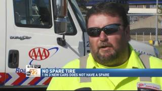 AAA to Automakers: Stop Removing Spare Tires