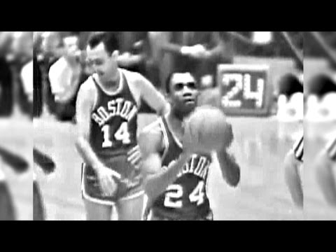 Sam Jones (1963 NBA Finals G6 Full Highlights)