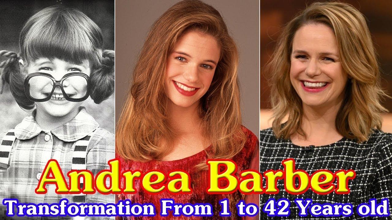 Andrea barber young hott